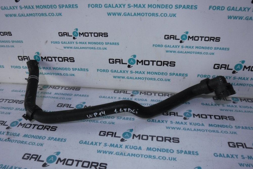 FORD GALAXY S-MAX MONDEO ENGINE COOLING PIPE 1.6 TDCI 2010 ...